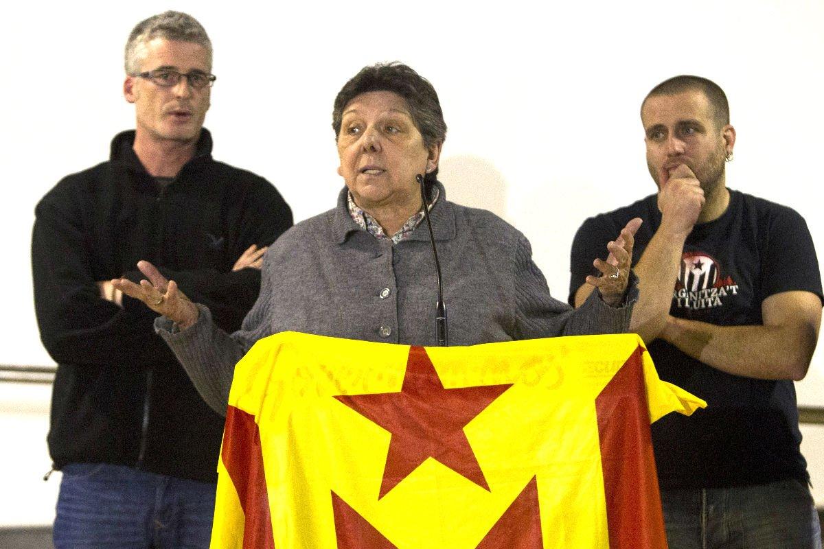 CUP apoya el ataque de su escuadra de asalto (ARRAN) contra los turistas en Palma