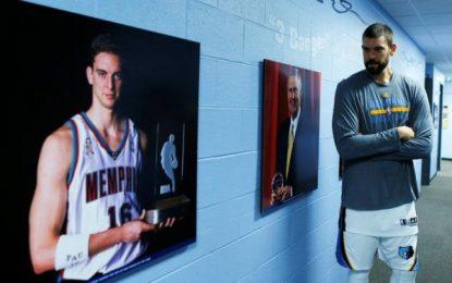 Pau Gasol encabeza una lista histórica de 10 jugadores españoles en la NBA