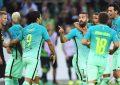 """Piqué: """"El resultado es justo, venir aquí y ganar tiene mucho mérito"""", Fc Barsa es líder en solitario"""
