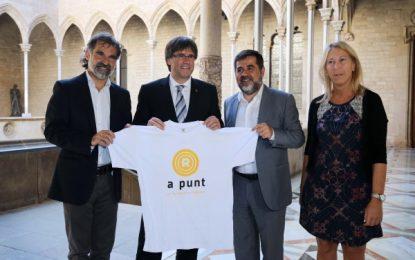 Puigdemont deja claro que es presidente solo de catalanes separatistas por eso irá al 11-s separatista