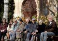 Pensionistas vascos, los que más cobran de España y Cataluña con más pensionistas