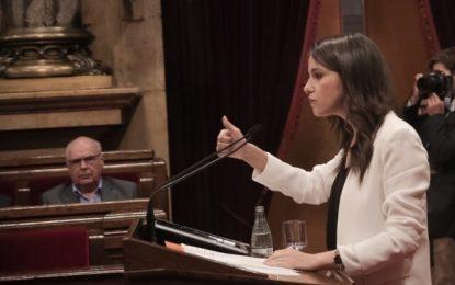 Ciudadanos cambia, ahora habla en «español» en Cataluña: solo 3 minutos de 30 en «catalán»