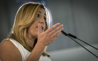 """Susana Díaz ante el fracaso de su Golpe de Estado: """"La situación es dolorosa, el PSOE es una banda"""""""