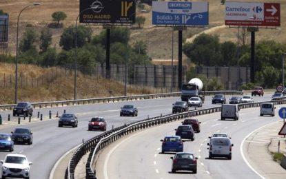 10 muertos en las carreteras españolas, la mitad motoristas, durante el fin de semana