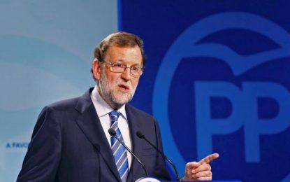 """Rajoy: """"No voy a poner ninguna condición"""" a Susana Díaz y Felipe González, """"España"""" necesita un gobierno """"rápidamente"""""""