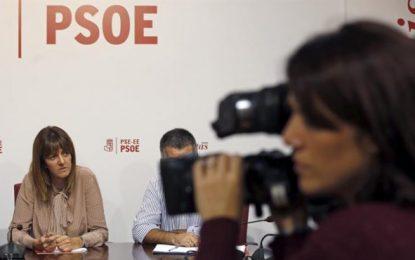 8 federaciones socialistas del NO al PP piden en una carta la abstención mínima necesaria
