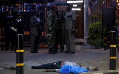 Abatido un terrorista yihadista del Al Shabab frente a embajada de EE.UU en Nairobi (Kenia)