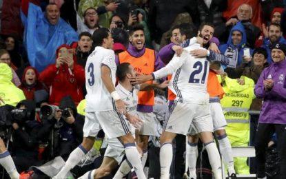 """El Real Madrid es líder de la liga con una aparición de Álvaro Morata, """"esto es un equipo"""""""