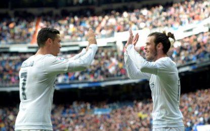 Los madridistas Cristiano Ronaldo y Gareth Bale con Sergio Agüero nominados al Balón de Oro