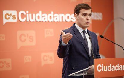 """C's quiere gobernar Madrid con proyecto de Izquierdas sin corrupción ante un PP """"que se descompone"""""""