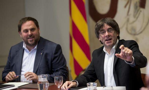 Resultado de imagen de gobierno catalan