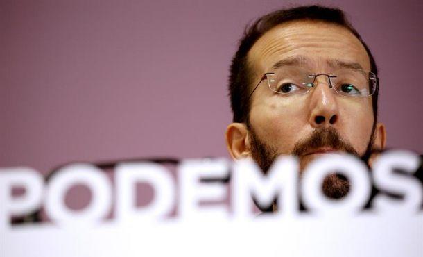"""Echenique: Podemos en el Gobierno del PSOE en Castilla-La Mancha """"marca el rumbo"""" contra el PP"""