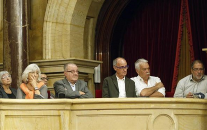 PP, C's, JxSí, CUP, PSC y Podemos dan luz verde a la anulación de Consejos de Guerra de Caudillo