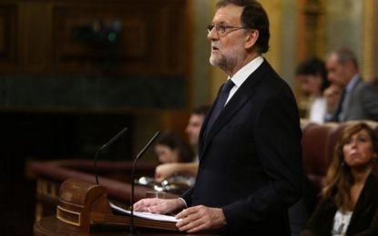 """Rajoy: """"No estoy dispuesto a derribar lo construido"""" durante 4 años, 5 días para decidir el gobierno"""