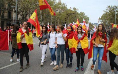 Solo 23,2% de los catalanes es separatista contra 39,7%que dice Sí a España