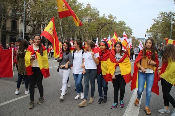 «Universidades Por la Constitución», profesores y estudiantes catalanes contra el referéndum