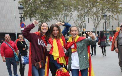 El Gobierno mueve fichas en Cataluña contra el secesionismo: 401 denuncias, 58 por 12Oct.