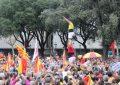 """Cataluña saldrá con """"ilusión"""" a la calle martes 6D: """"Celebrar la Constitución es celebrar la Nación"""""""