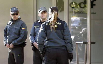 """Cortan 400€ del sueldo de Guardias Civiles: 1/3 del salario neto, """"lesivos para la familia"""""""
