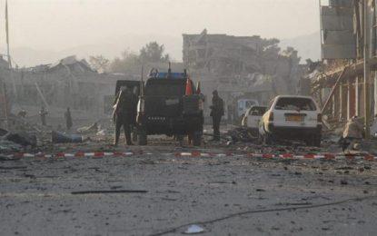 4 muertos y heridos en un ataque islamista en la mayor base de Estados Unidos de Bagram (Afganistán)