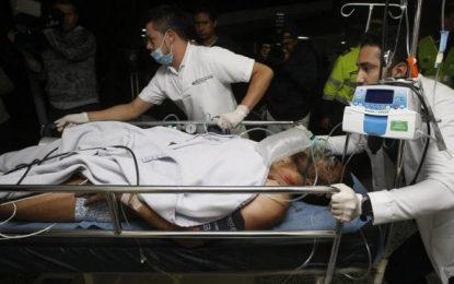 Alan Ruschel, primer superviviente del accidente de avión con jugadores del ACF Chapecoense