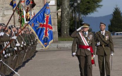 """2016, un año """"inmejorable"""" para la unidad militar del cuartel pontevedrés de Figueirido"""