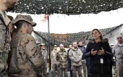 """España con su Ejército, """"muy comprometida"""" contra el yihadismo en el país y resto del mundo"""