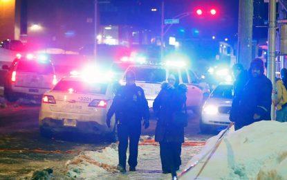 Al menos 6 muertos durante los rezos vespertinos de una mezquita en Quebec