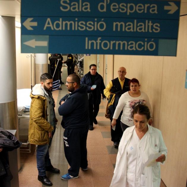 Más de 164 mil pacientes catalanes están pendientes de operación quirúrgica