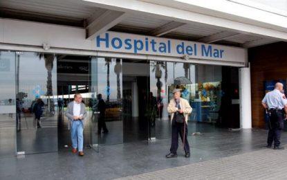 Provoca una gran trifulca y agrede con violencia al personal sanitario del Hospital del Mar de Barcelona