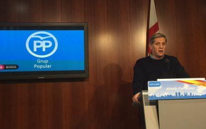 Alberto Fernández reclama mantener el CEIP Mediterrània