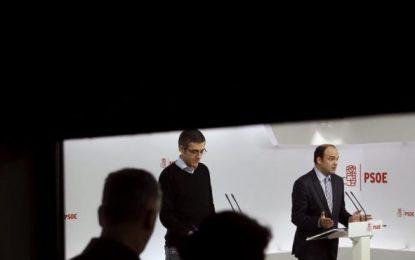 """El nuevo PSOE será """"feminista"""", """"de ciudadanía"""" y """"de mayorías"""""""