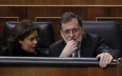"""Rajoy cree """"absurdo"""" que se diga que habrá un referéndum separatista en Cataluña"""