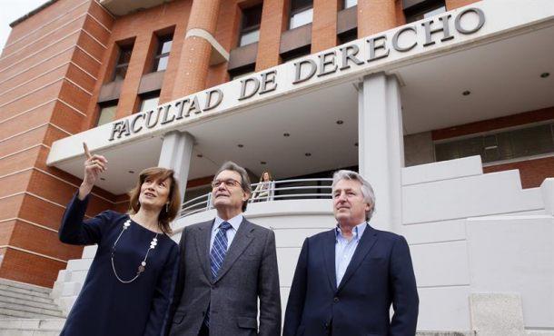 """Artur Mas denuncia """"una guerra sucia"""" de España """"que yo he padecido directamente"""""""