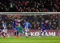 Otro penalti al minuto 90 siempre para el FC Barsa, salva al Barcelona de otra humillación de Leganés (2-1)