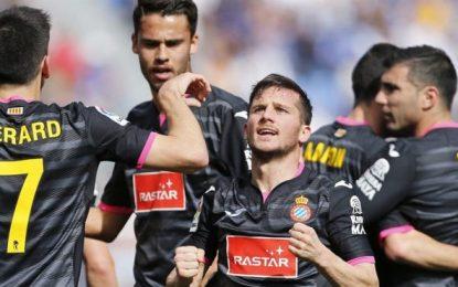 Español al alza: 0-1 ante Málaga, 3 triunfos consecutivos y ve cerca los puestos europeos