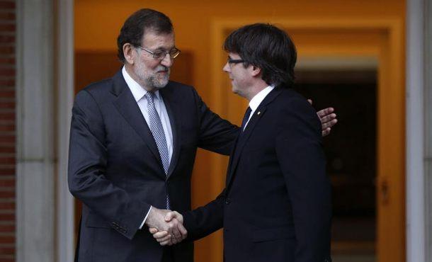 """González: """"Rajoy forma parte del problema, o le echamos o acaba con España"""""""