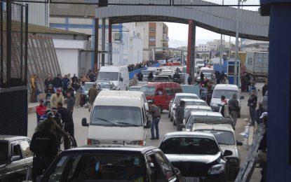 """AEGC denuncia la situación del paso de Farhana (Melilla) """"¿se está esperando a un fatal accidente?"""""""
