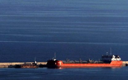 2 desaparecidos al chocar un pesquero cerca del Puerto de Barcelona con un mercante ruso