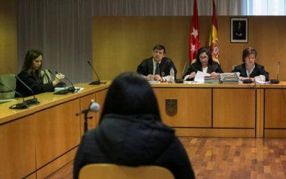 14 años de cárcel para Catalina D.M, mujer que tiró a su bebé a la basura en Mejorada del Campo (Madrid)
