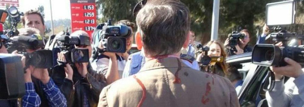 Policía catalana secuestra sin Orden Judicial el material de HazteOír y su líder agredido ante inacción de Policía