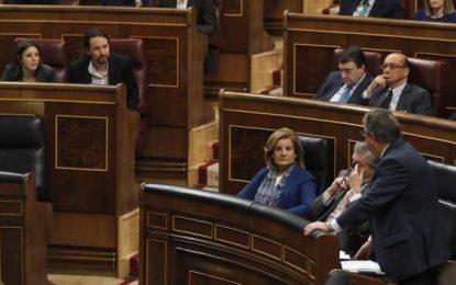 Aprobarán hoy la comparecencia urgente en el Pleno del Congreso de Rajoy sobre Gürtel y PP