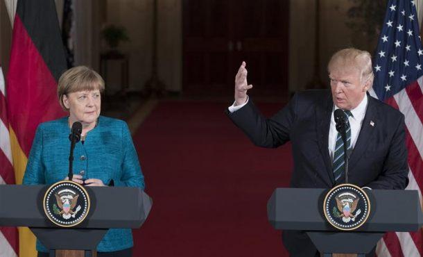 """Trump: """"Muchas naciones deben vastas cantidades de dinero a la OTAN y es muy injusto"""""""