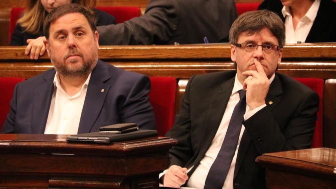Rajoy pidió explicaciones al Gobierno catalán por un gasto de 6.150 € sobre el Referéndum