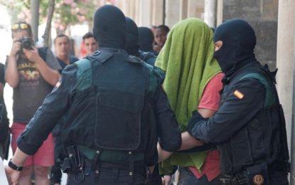 Un terrorista yihadista marroquí detenido en Arbucias (Gerona) Cataluña