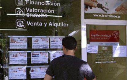 España: El precio de la vivienda sube un 4,7%, el mayor repunte desde el pinchazo de la burbuja inmobiliaria