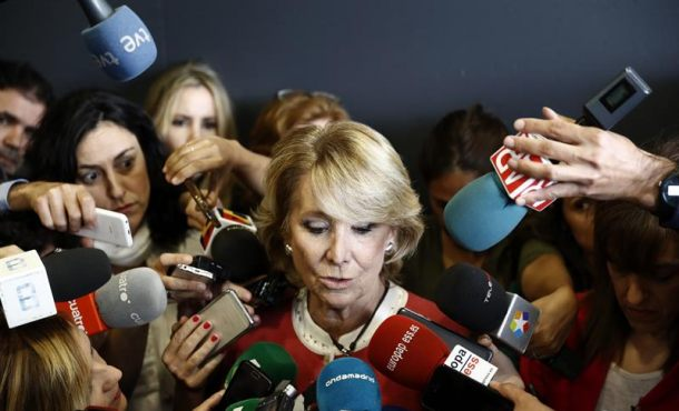 """Aguirre, al borde del llanto: """"Lo de Ignacio González es muy lamentable"""""""