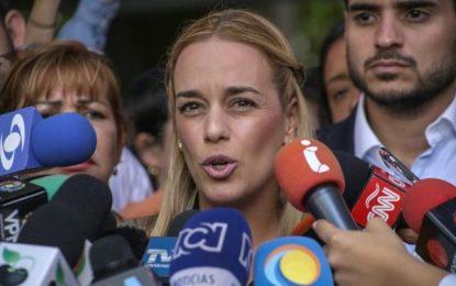El preso político opositor Leopoldo López tiene un mes aislado en la cárcel en Venezuela
