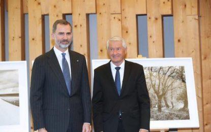 """El Rey defiende ante el Consejo de Europa una España """"unida y plural"""""""