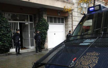 La Policía Nacional registra la casa de Jordi Pujol, el ex presidente de Gobierno de Cataluña